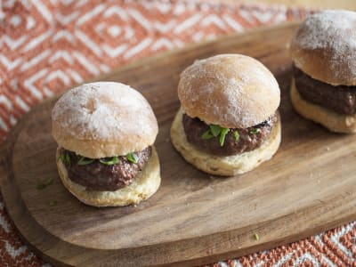 Image forKorean Bulgogi Sliders