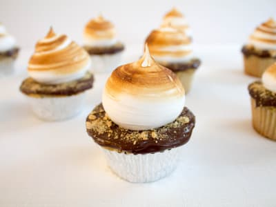 Image forS'mores Cupcakes