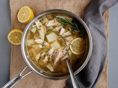 Image forChicken and Potato Soup