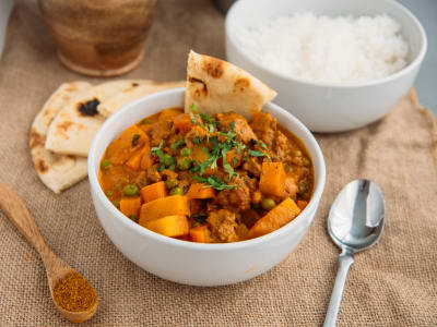 Image forBeef and Vegetable Curry