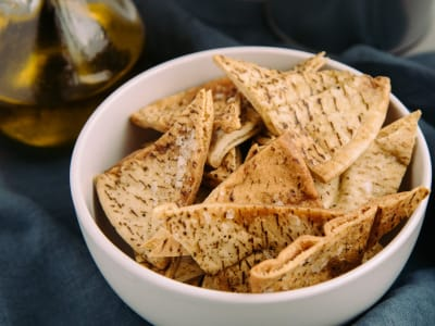 Image forHomemade Pita Chips