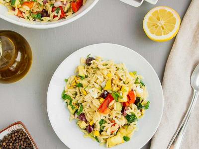 Image forSummer Vegetable and Pasta Salad