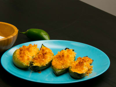 Image forBaked Jalapeno Poppers