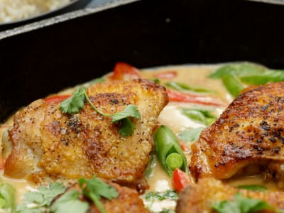 Image forThai Chicken Thighs