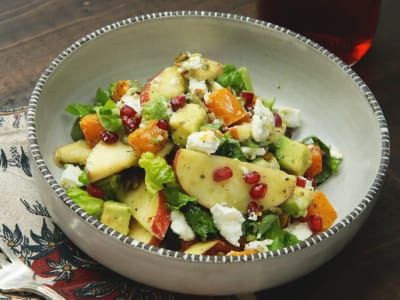 Image forAutumn Chopped Salad