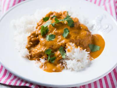 Image forPressure Cooker Chicken Tikka Masala