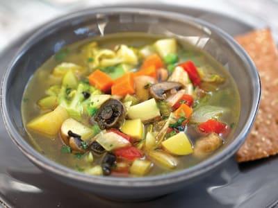 Image forPressure Cooker Vegetable Soup
