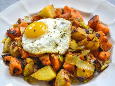 Image forSweet Potato Hash