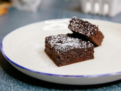 Image forPressure Cooker Chocolate Brownies