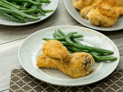 "Image forNo-Fry ""Fried Chicken"""