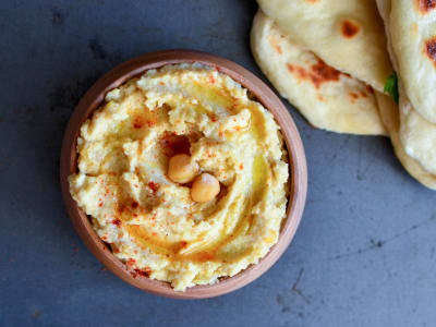 Image forSlow Cooker Hummus