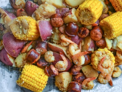 Image forSlow Cooker Low Country Boil