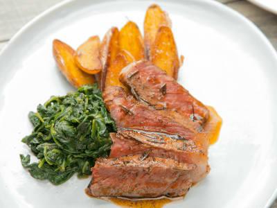 Image forSteak Dinner in 30 Minutes