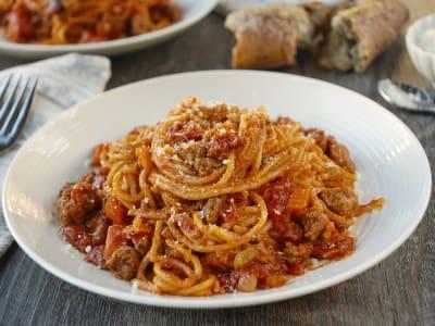 Image forSlow Cooker Spaghetti Bolognese