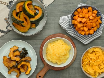 Image forHow to Prepare & Cook Winter Squash