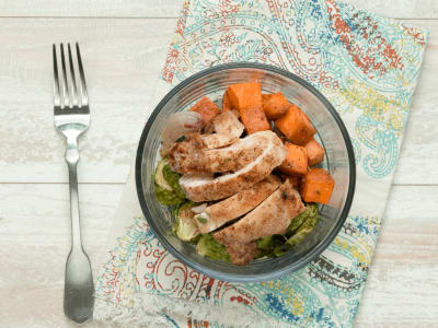 Image forMeal Prep: Autumn Veggies & Chicken
