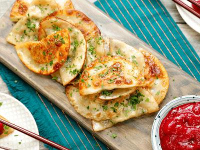 Image forThanksgiving Turkey and Gravy Dumplings