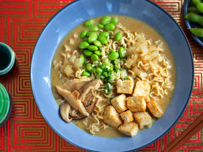 Image forCreamy Coconut Ramen