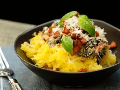 Image forTuscan Spaghetti Squash