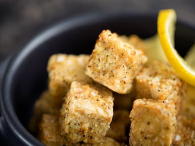 Image forLemon Pepper Tofu