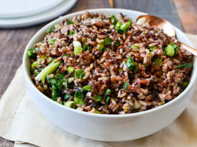Image forWild Rice Pilaf