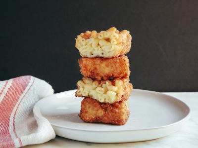 Image forMac and Cheese Bites