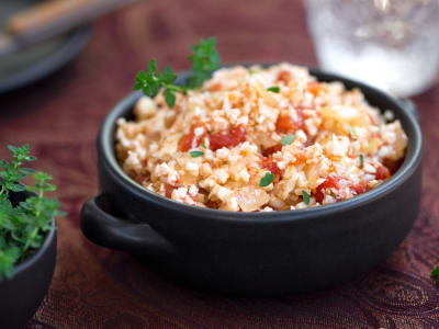 Image forSpanish Cauliflower Rice
