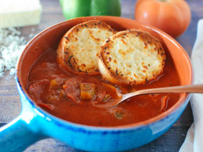 Image forPizza Soup