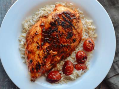 Image forSpicy Sriracha Chicken
