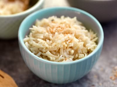 Image forToasted Coconut Rice