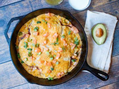 Image forMexican Skillet Lasagna