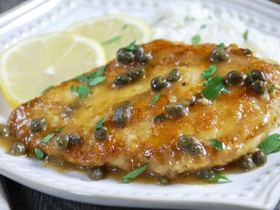Image forChicken Piccata