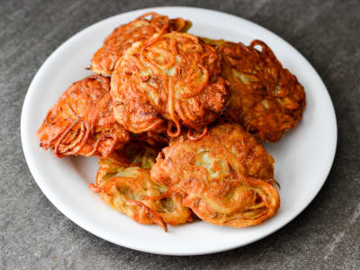 Image forSpiralizer Potato Latkes