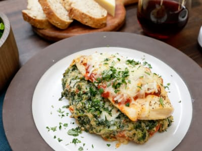 Image forLasagna-Stuffed Chicken