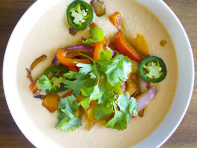 Image for Cauliflower Curry Soup