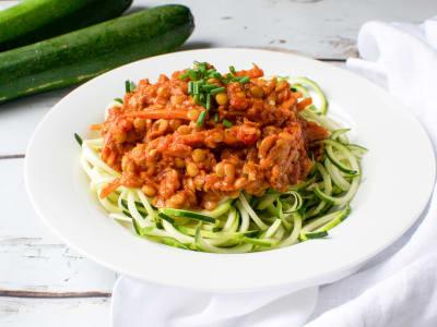 Image forPressure Cooker Vegan Bolognese