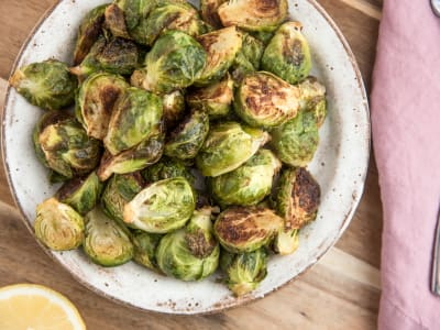 Image forCrispy Brussels Sprouts