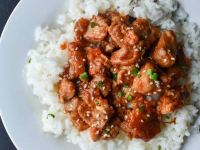 Image forPressure Cooker Sesame Chicken