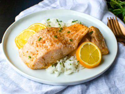 Image forPressure Cooker Salmon