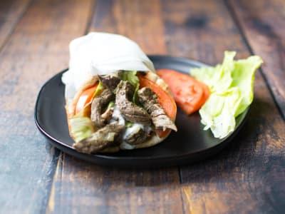 Image forPressure Cooker Beef Gyros