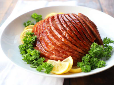 Image forPressure Cooker Easter Honey-Lemon Ham