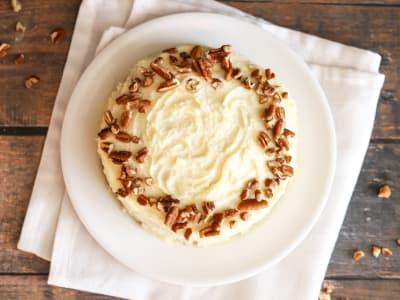 Image forPressure Cooker Carrot Cake