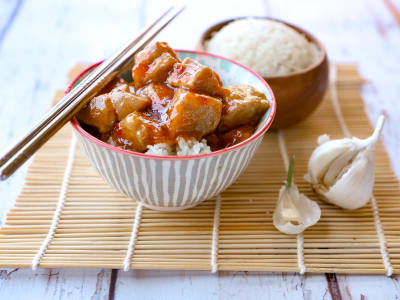 Image forPressure Cooker Sweet and Sour Pork