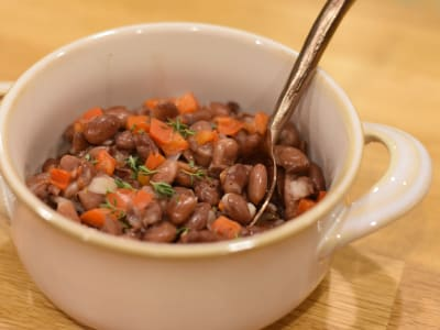 Image forPressure Cooker Vegan Red Beans