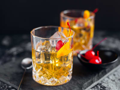 Image forClassic Old Fashioned Cocktail