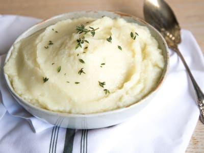 "Image forMashed (Cauliflower) ""Potatoes"""