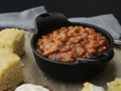 Image forPressure Cooker No-Soak Baked Beans
