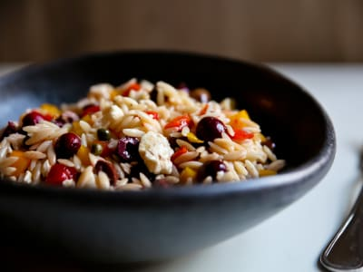 Image forOrzo Salad