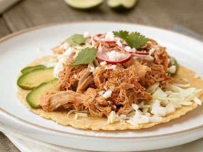 Image forPressure Cooker Salsa Chicken