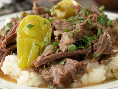 Image forPressure Cooker Mississippi Pot Roast